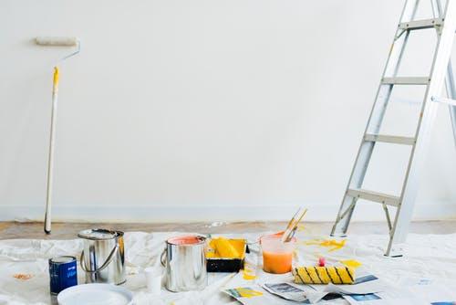 Renovera vardagsrummet